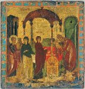 Icon with the Presentation of Christ in the Temple, 1400–1500